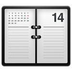 Agenda Calendar  icon download