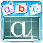 Bảng chữ cái cho bé  icon download