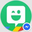 Bitmoji for Messenger  icon download