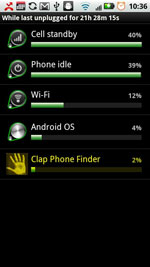Clap Phone Finder