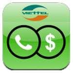 Cước điện thoại Viettel  icon download