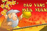 Đào vàng mùa xuân  icon download