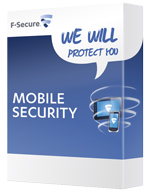F Secure Mobile Security icon download