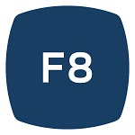 F8 icon download