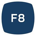 F8 icon download
