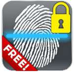 Fingerprint Lock Free  icon download