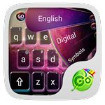 GO Keyboard Color Galaxy Theme  icon download