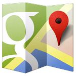 Google map cho Android icon download