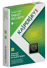 Kaspersky Tablet Security  icon download