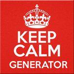 Keep Calm Generator