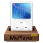 MePlayer Audio  icon download