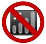 No Signal Alert  icon download