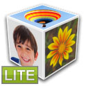 Photo Cube Lite Live Wallpaper
