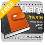 Private Diary Free  icon download