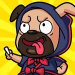 Pug Ninja Math Challenges