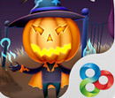 Pumpkin Head GO Laucher Theme cho Android