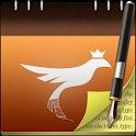 RoyalBird Notepad  icon download