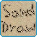 Sand Draw Sketch