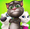 Talking Tom Bubble Shooter cho Android