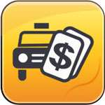 Taxi Cost  icon download