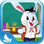 Thỏ con học toán