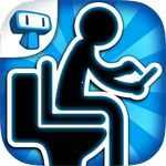 Toilet Time A Bathroom Game  icon download