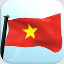 Việt Nam Cờ 3D Miễn Phí  icon download