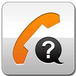 WhosCall block calls, texts  icon download