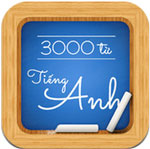 3000 từ tiếng Anh thông dụng for iOS icon download