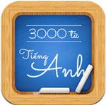 3000 từ tiếng Anh thông dụng for iOS