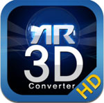 3D Converter HD for iPad icon download
