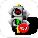 450 câu lý thuyết sát hạch oto cho iPhone