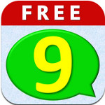 9 Letter Spelling Free  icon download