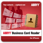 ABBYY Business Card Reader for iPhone icon download