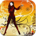 Abstract Wallpaper HD for iPad