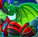 Angry Dragon Bot Dress Up cho iPhone