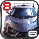 Asphalt 8 cho iPhone icon download