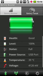 Battery Booster for iPhone icon download