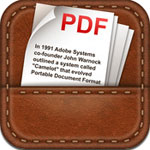 Best PDF Reader for iPad icon download