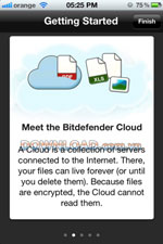 Bitdefender Safebox for iPhone icon download