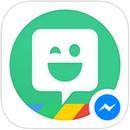 Bitmoji for Messenger cho iPhone
