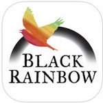 Black Rainbow  icon download