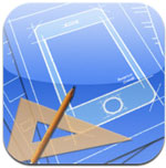 Blueprint for iPad icon download