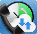 Call+Data Time Monitor cho iPhone icon download