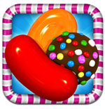 Candy Crush Saga cho iPhone