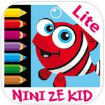 Color Ocean Coloring Exercises for Kids  icon download