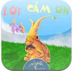 Con ngoan: Lời cảm ơn for iPad icon download