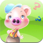 Con ngoan: Lợn Anh điểm danh for iPad icon download