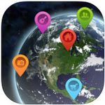 Cool Locations on Google Maps  icon download