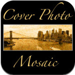 Cover Photo Mosaic  icon download